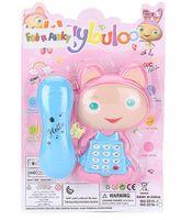 Musical Phone - Pink Blue