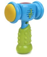 Pop Boing Musical Hammer - Blue And Green