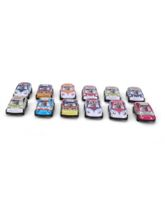Flame Racing Car Multicolor - Pack Of 12