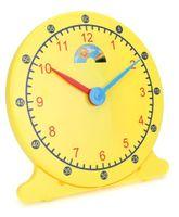 Teaching Clock - Yellow