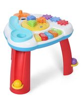 Winfun Balls N Shapes Musical Table - Multicolor