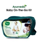 Mother Sparsh Baby On The Go Kit - Pack Of 8