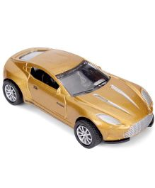 Playmate Pullback Car Toy - Gold