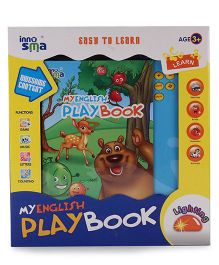 Smart Picks My English Musical Play Book - Blue