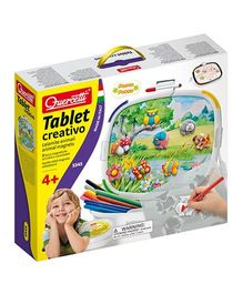 Quercetti Tablet Creativo - Multi Color