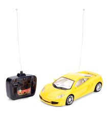 Playmate Remote Controlled Car - Yellow