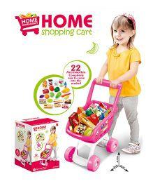 Kreative Box Shopping Cart - Pink