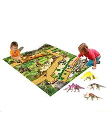Kreative Box Dinosaur Playmat - Multicolor