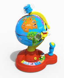 Kreative Box Learning Globe Machine - Blue