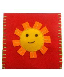 Oyster Kids Envelopes Sun - Red