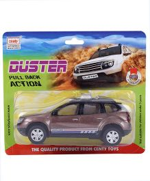 Centy Duster Pull Back Toy Car (Color May Vary)
