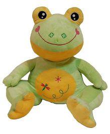 Surbhi Frog Soft Toy Green - 49 cm