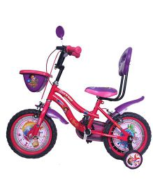 BSA Champ Dora Bicycle Pink Red Purple - 14 Inches