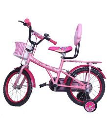 BSA Champ Flora Bicycle Pink - 16 Inches