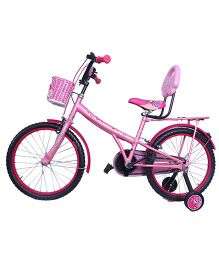 BSA Champ Flora Bicycle Pink - 20 inches