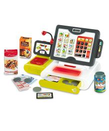 Smoby Electronic Cash Register - Multi Color