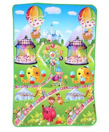 Sindhu Baby Play Mat Circus Number & ABC Theme - Multicolor
