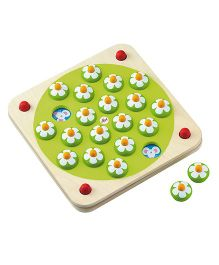Sevi Wooden Memory Game - Green