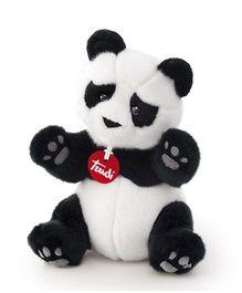 Trudi Panda Kevin Soft Toy - Black And White