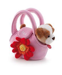 Trudi Puppy In The Bag - Pink