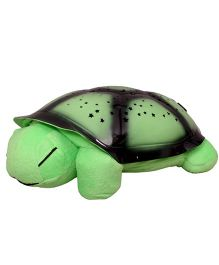 Home Union Turtle Night Light Star Child Sleeping Projector Lamp Night Lamp - Green