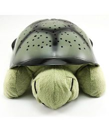 Home Union Turtle Night Light Star Child Sleeping Projector Lamp Night Lamp - Grey