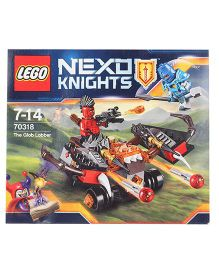 Lego Nexo Knights The Glob Lobber - Multicolor