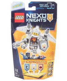 Lego Nexo Knights Ultimate Lance - Multicolor