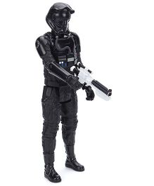 Funskool Star Wars Tie Fighter Pilot Black - 11 Inches