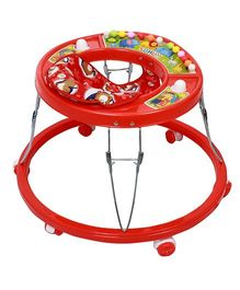 Sohum Baby Round Walker - Red