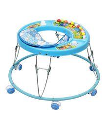 Sohum Baby Round Walker - Blue