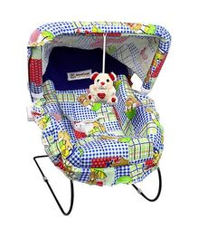 Babe Comfort 10 in 1 Carry Cot - Multicolor