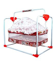 Babe Comfort Mobile Swing Cradle - Multicolor