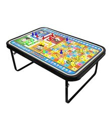 Babe Comfort Multipurpose Bed Table - Multicolor