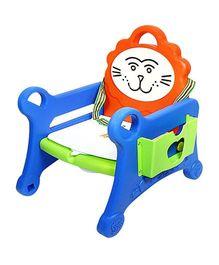 Babe Comfort Potty Chair - Green Blue Orange