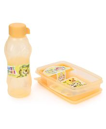 Pratap Happy Time Gift Set Junior - Yellow