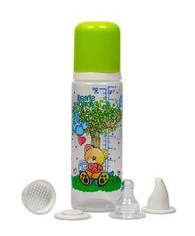 Small Wonder Feeding Bottle PP Pure Green FBPP20000001-G - 250 ml