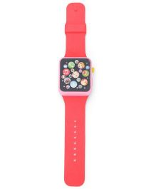 Smiles Creation Touch Screen Watch - Pink