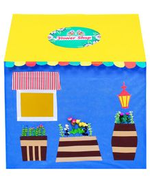 Cuddles Flower Shop Tent House - Yellow