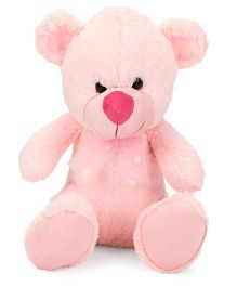 Funzoo Venus Bear Soft Toy Pink - 25 cm