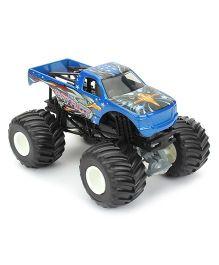 Hot Wheels Monster Jam The Patriot - Blue