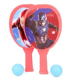 Marvel Civil War My First Racket Set (Color May Vary)