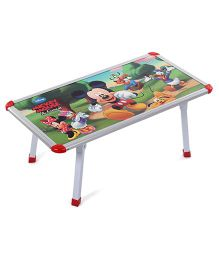 Disney Mickey Mouse Cross Leg Table - Multicolor