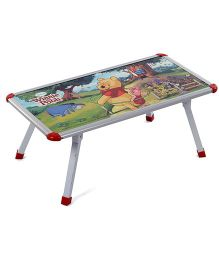 Disney Winnie The Pooh Cross Leg Table - Multicolor