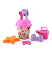 Dora Big Bucket Set With Accessories