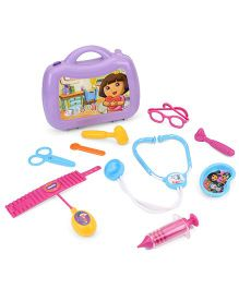 Dora Doctor Set - Multicolor