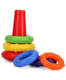 Playgro Rock N Stack Game - Multicolor