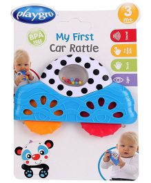 Playgro My First Car Rattle - Multicolor