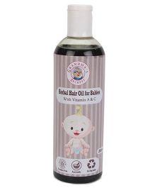 Grandma's Secrets Herbal Hair Oil For Babies - 200 ml
