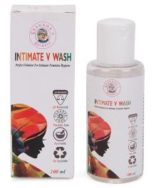 Grandma's Secrets Intimate V Wash - 100 ml